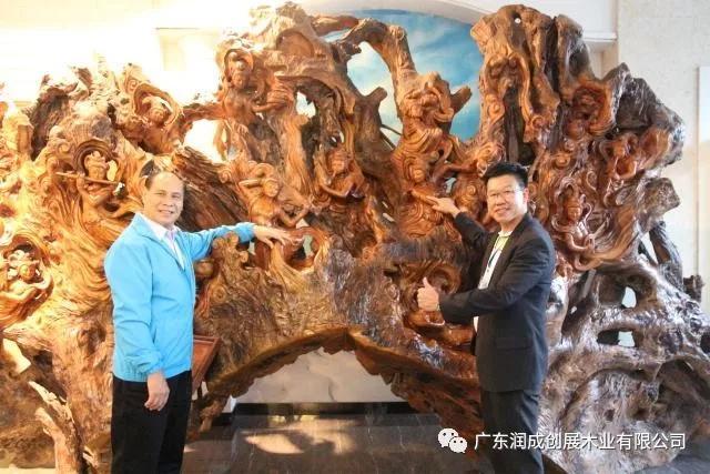 Runcheng Chuangzhan-RCCZ Warmly Welcome Malaysia-China Friendship Association Enterprise Exchange Gr-6