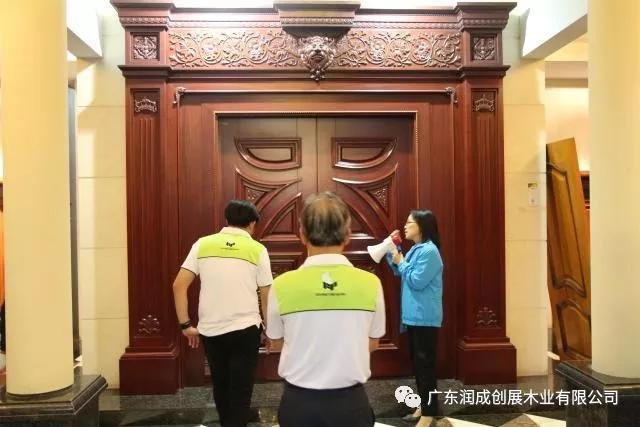 Runcheng Chuangzhan-RCCZ Warmly Welcome Malaysia-China Friendship Association Enterprise Exchange Gr-7