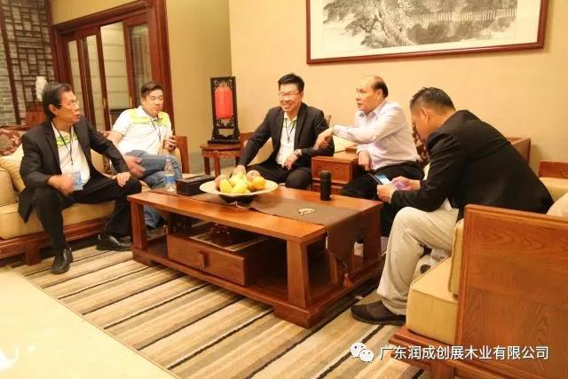 Runcheng Chuangzhan-RCCZ Warmly Welcome Malaysia-China Friendship Association Enterprise Exchange Gr-10