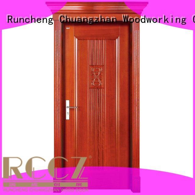 solid wood interior doors for sale solid door interior Runcheng Woodworking