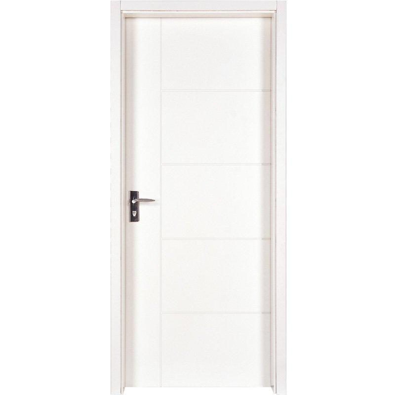 PP005  Internal white MDF composited wooden door