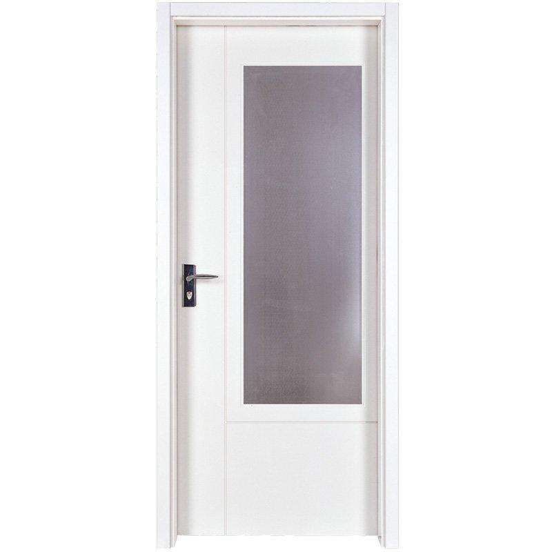 PP005-3  Internal white MDF composited wooden door