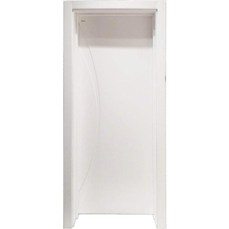PP037  Internal white MDF composited wooden door