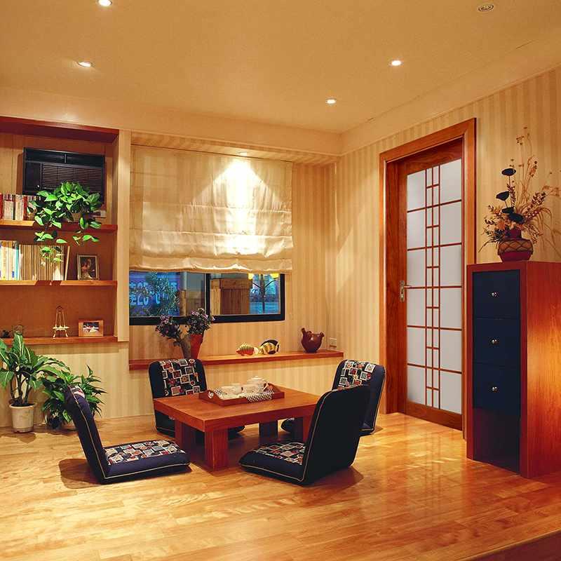 Runcheng Woodworking X019 Interior veneer composited modern design wooden door Solid  Wood  Composite Door image13