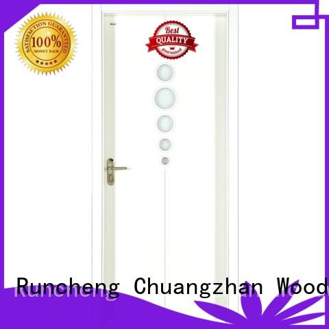 high-grade solid core mdf doors wooden Supply for hotels