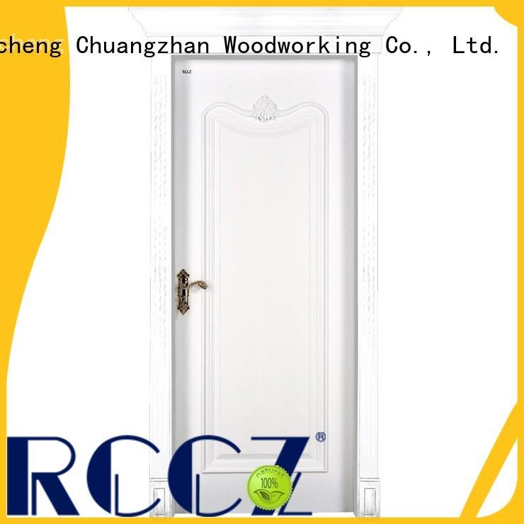 Runcheng Chuangzhan high-grade mdf interior doors Supply for villas