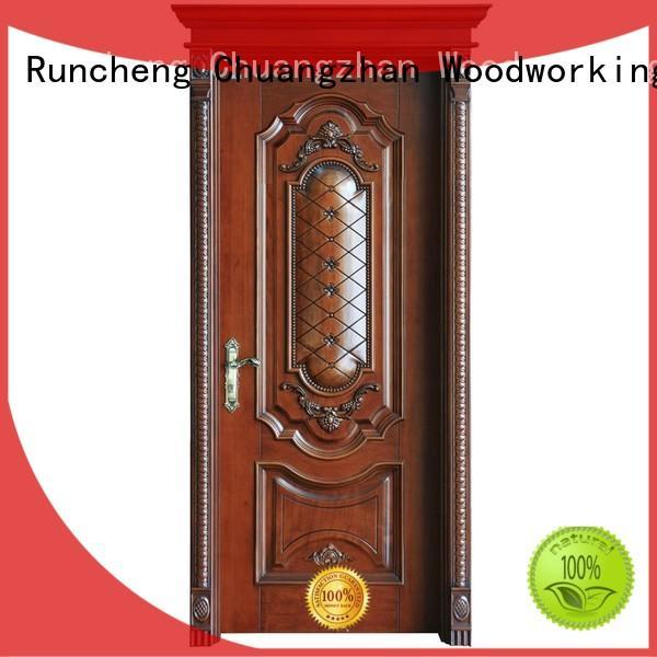 interior design Runcheng Woodworking Brand solid wood composite doors