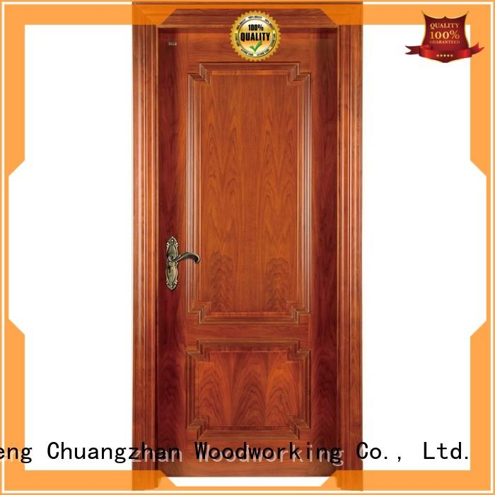 wooden modern interior wooden kitchen cabinet doors Runcheng Woodworking Brand