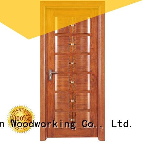 d024 pp003t s017 pp0014 Runcheng Woodworking solid wood bedroom composite door