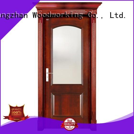 Runcheng Chuangzhan attractive wooden door design supplier for hotels