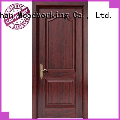 Runcheng Woodworking Brand ck010 gk002 solid wood bedroom composite door ekm02 s039
