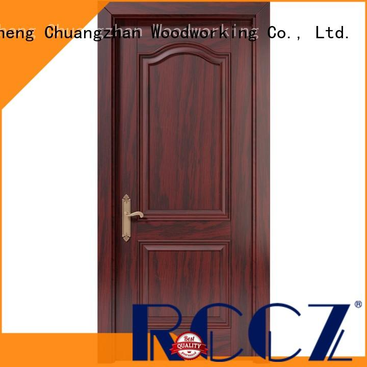 eco-friendly rosewood composite door wooden Supply for homes