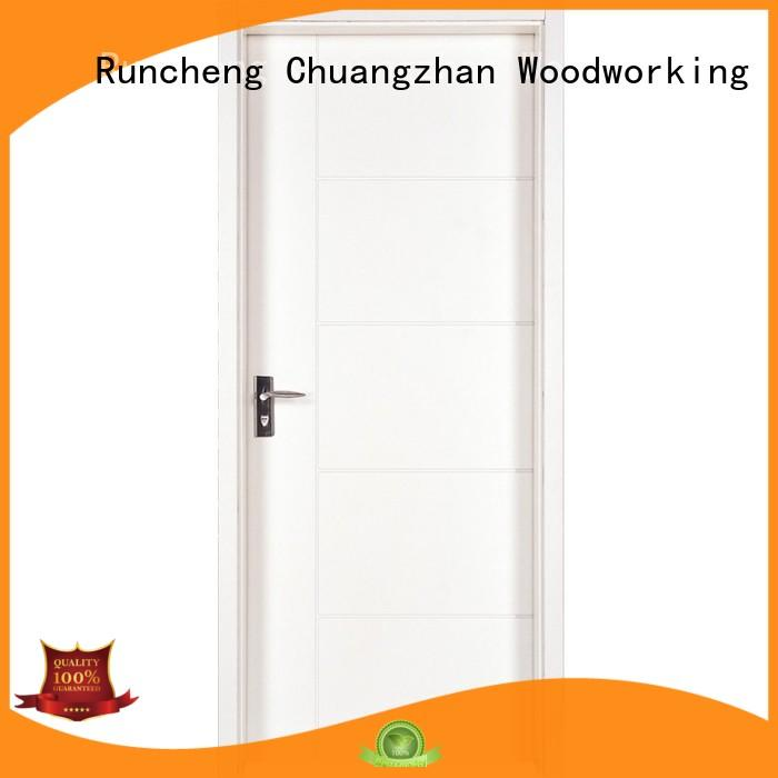 Runcheng Chuangzhan door solid mdf doors for business for hotels