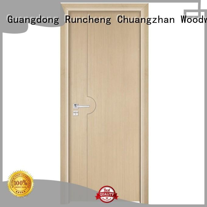 High-quality wood effect composite door wooden manufacturers for homes