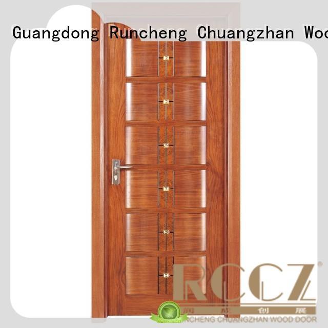 high-grade solid composite wooden door veneer for business for indoor