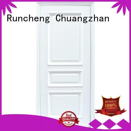 professional solid composite wooden door design Supply for homes