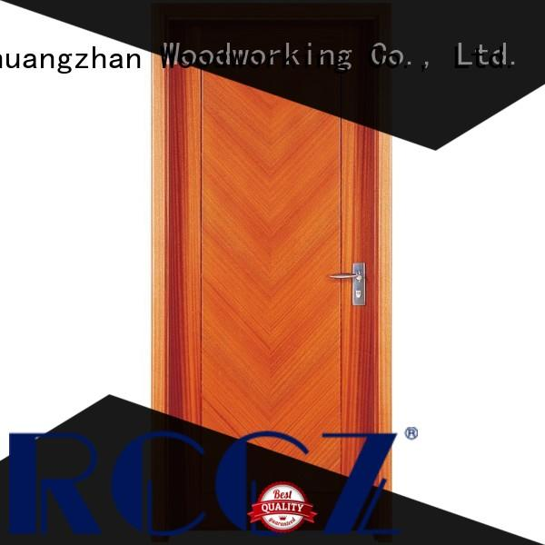 Runcheng Chuangzhan high-grade solid wood door designs company for homes