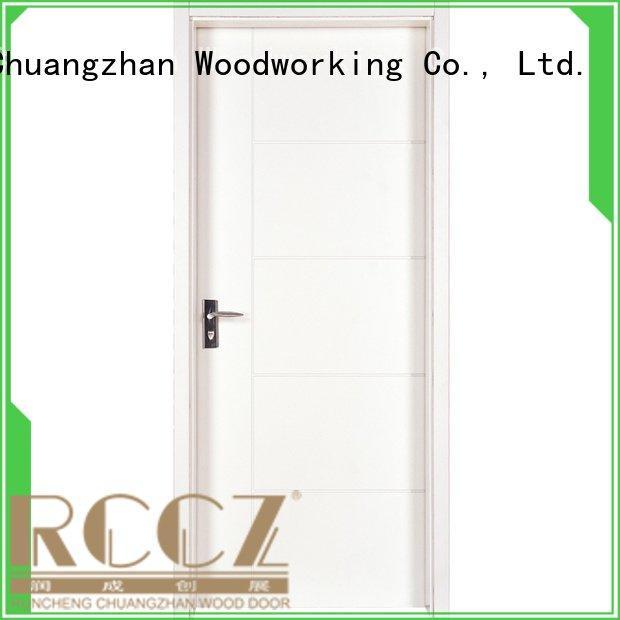 gk011 pp027 k006 Runcheng Woodworking mdf interior doors