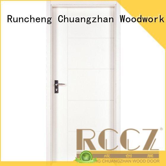 Quality Runcheng Woodworking Brand internal mdf interior doors