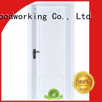 Runcheng Chuangzhan eco-friendly mdf wood door Supply for villas