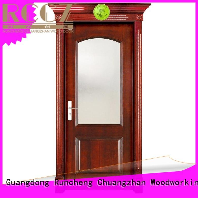 High-quality hardwood doors for sale solid for business for villas