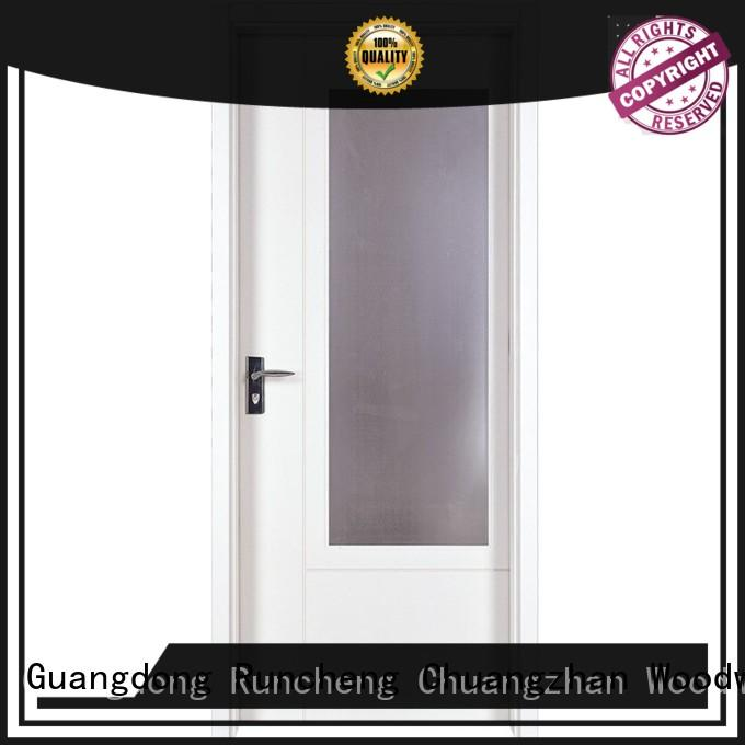 Runcheng Chuangzhan attractive white mdf cabinet doors Supply for offices