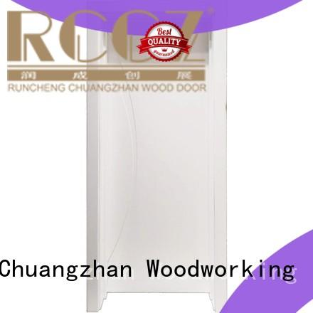 Runcheng Chuangzhan high-grade solid core mdf interior doors for business for villas