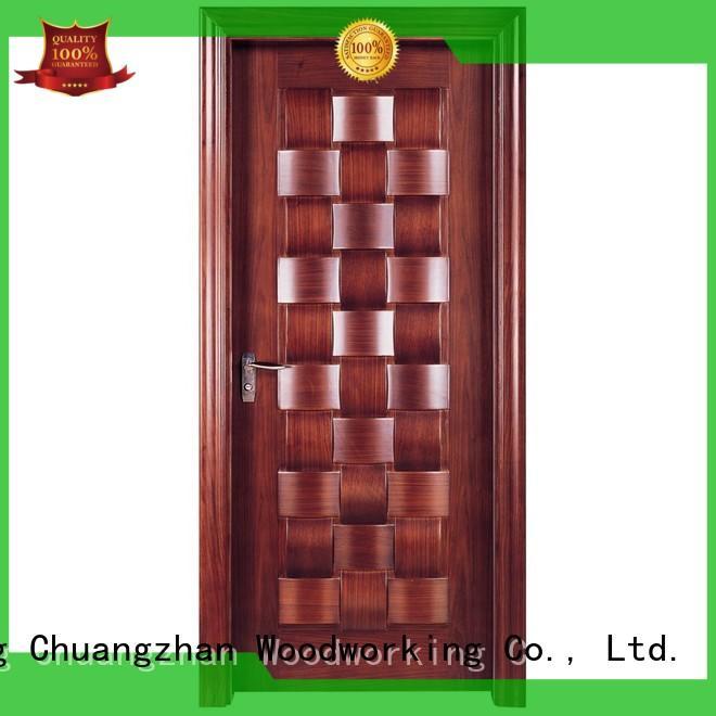 wooden kitchen cabinet doors modern interior design Warranty Runcheng Woodworking