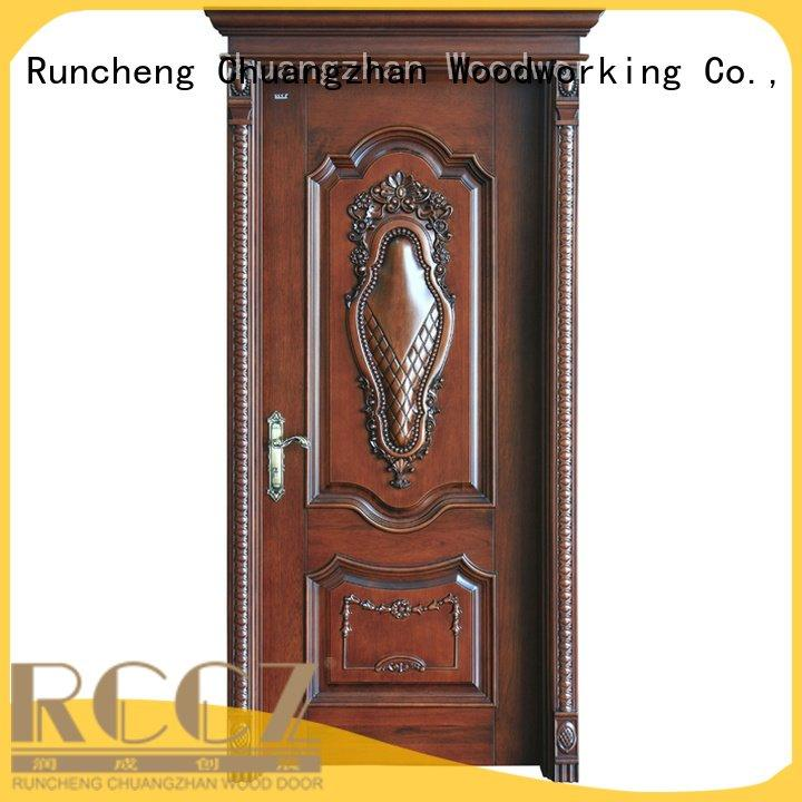 pp009 pp007 solid wood composite doors x019 Runcheng Woodworking