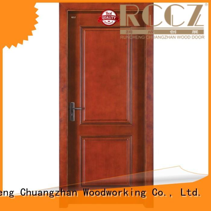 Runcheng Chuangzhan wooden composite wood factory for villas