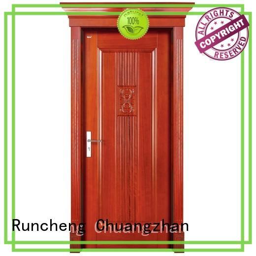 attractive solid wood doors interior solid manufacturer for villas
