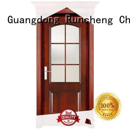Runcheng Chuangzhan door wooden inside doors for business for offices