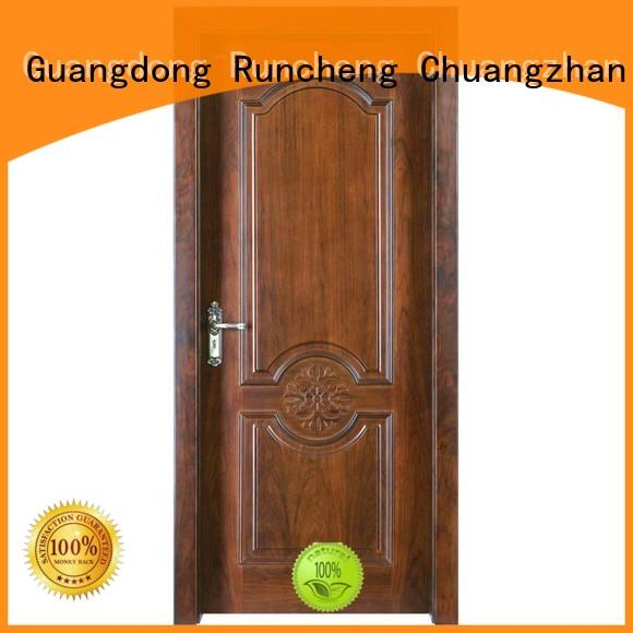 Runcheng Chuangzhan Wholesale rosewood composite door suppliers for homes