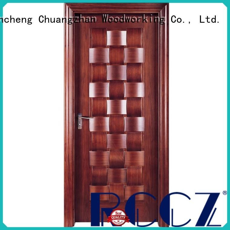 high-grade solid composite wooden door veneer company for homes