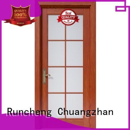 dedicated wood effect composite door veneer for business for indoor