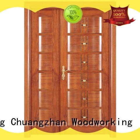 Runcheng Chuangzhan interior interior double doors supply for homes