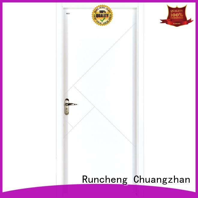 Runcheng Chuangzhan mdf mdf interior doors factory for homes