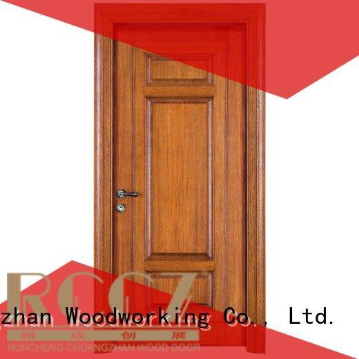 solid wood bedroom composite door composited modern door solid