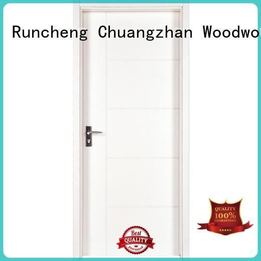 mdf doors online internal mdf composited Runcheng Woodworking Brand mdf interior doors