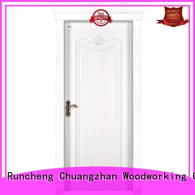 door internal mdf doors online white best selling Runcheng Woodworking Brand