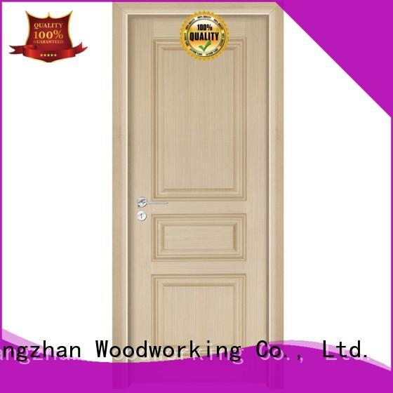 Runcheng Chuangzhan wooden moulded doors company for offices