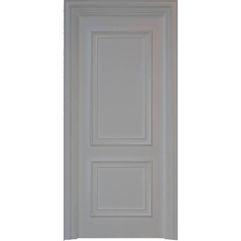 EKM02 Internal white MDF composited wooden door