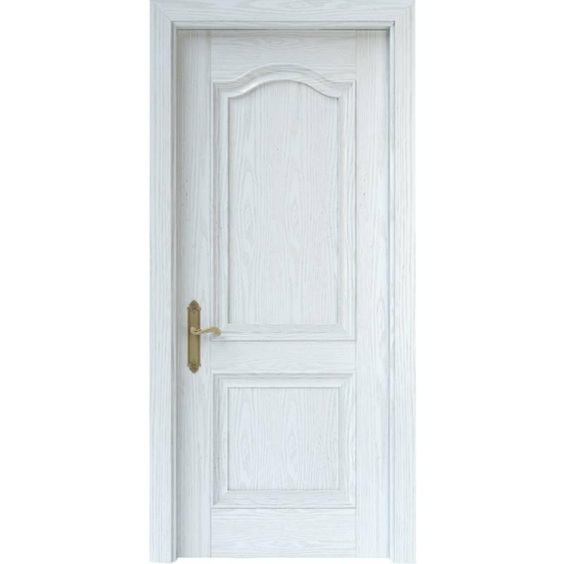 GK011 Internal white MDF composited wooden door