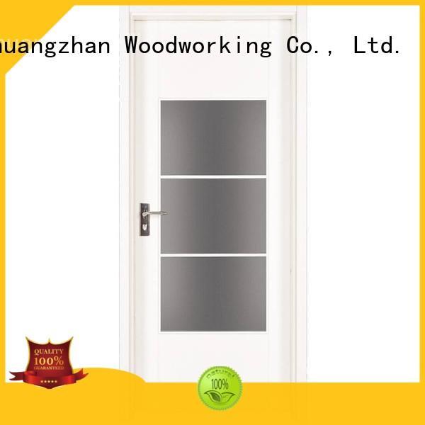 attractive mdf composite wooden door wooden company for indoor