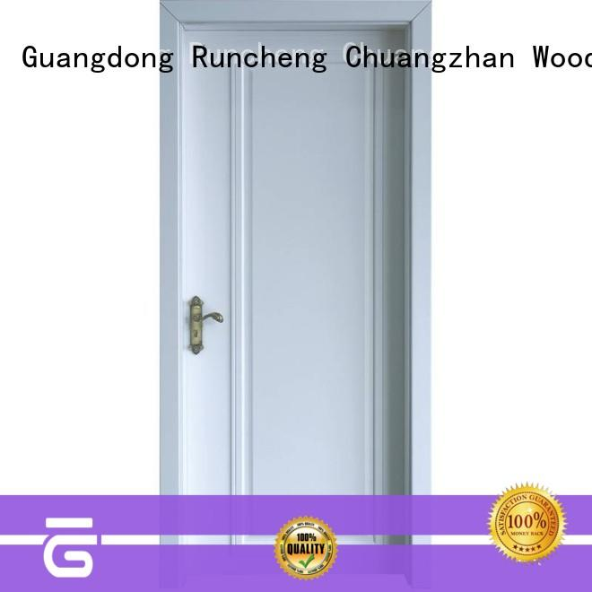 Runcheng Chuangzhan mdf mdf internal doors company for homes