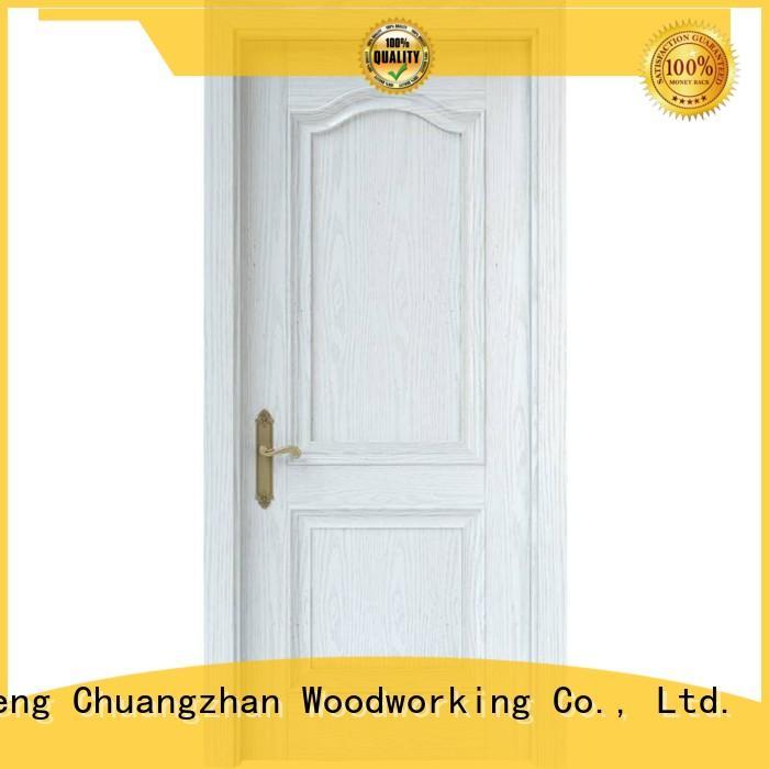 Runcheng Woodworking Brand door wooden composited mdf doors online white