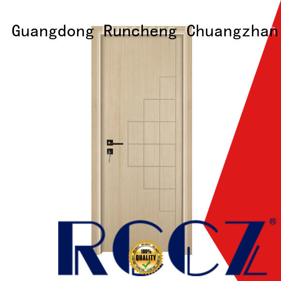 Runcheng Chuangzhan internal wood doors Suppliers for offices