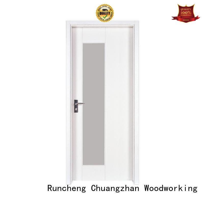 Runcheng Chuangzhan single wood door design Suppliers for homes