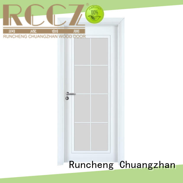 elegant new wooden door design factory for offices