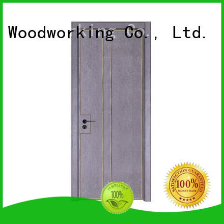 Runcheng Chuangzhan High-quality interior veneer doors for business for offices